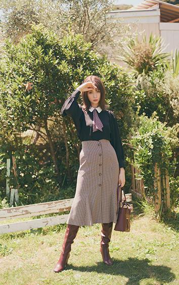 ジルバイ  八木アリサ